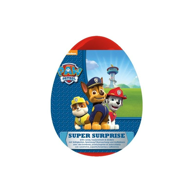 Paw Patrol Super Surprise 10g