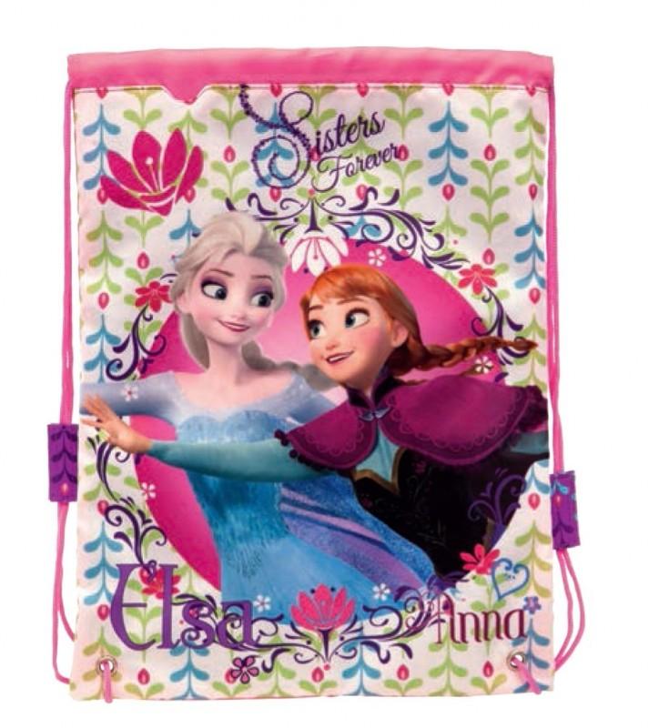 Taška Na Přezůvky Frozen Anna A Elsa