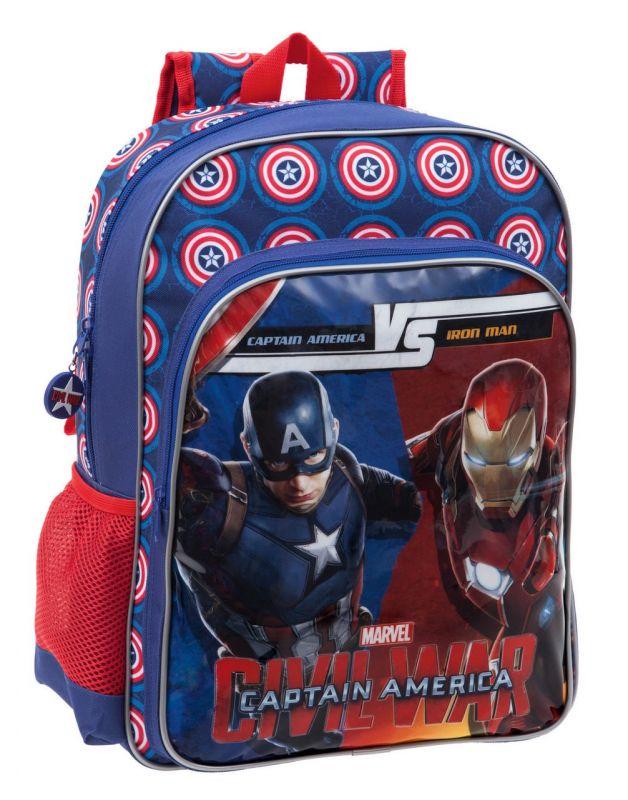 Batoh Captain America - Civil War Avengers 40 cm