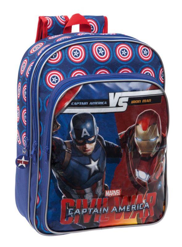 Batoh Captain America - Civil War 42 cm