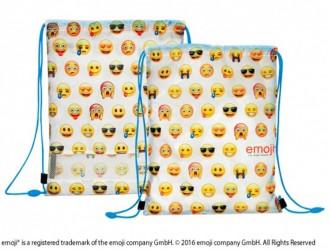 Taška na přezůvky Smajlící/Emoji
