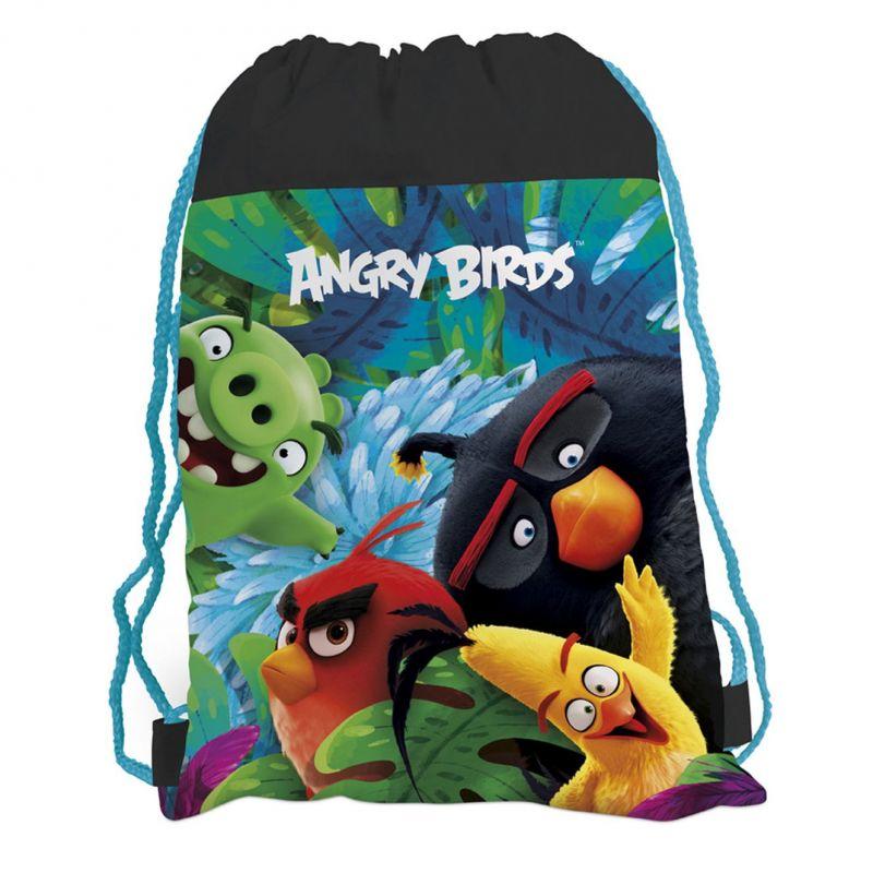 Pytel Školní Angry Birds 38 X 30 Cm